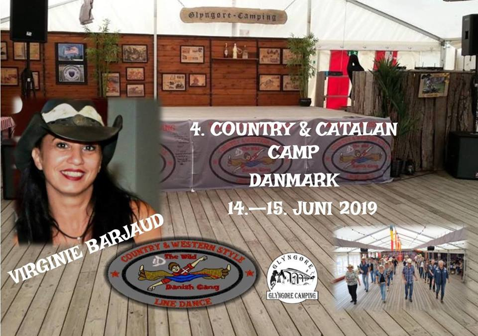 Country & Catalan Style Camp 2019