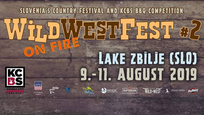 Wild West Fest – On Fire