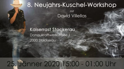 8° Neujahrs-Kuschel-Workshop with David Villellas