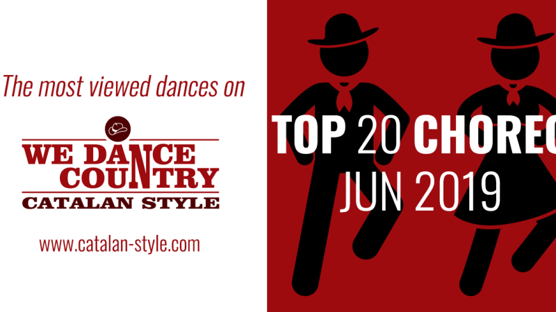 Top 20 Choreo Views – June 2019