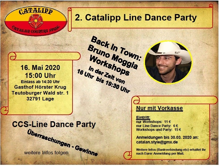2nd Big Catalipp Catalan Party