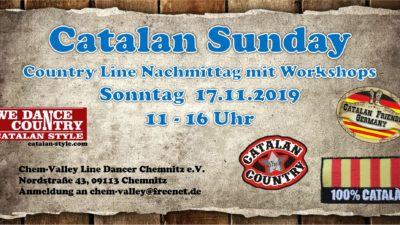 Catalan Sunday Chemnitz