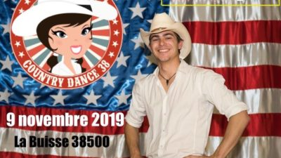 Workshop et Bal Country