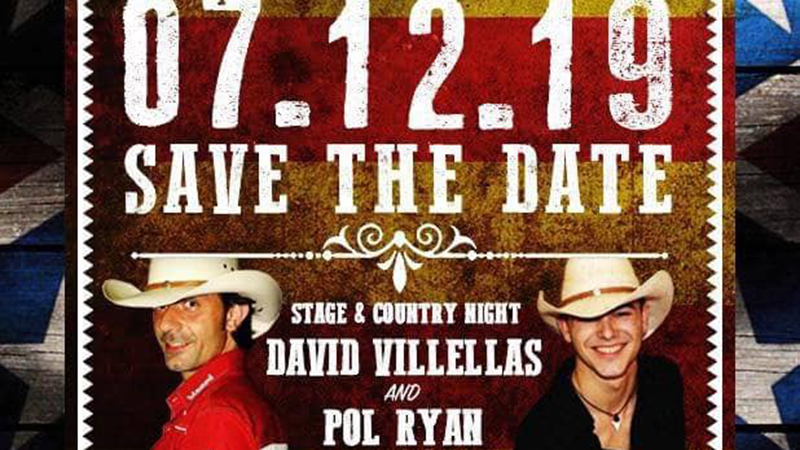Save The Date Country – David & Pol
