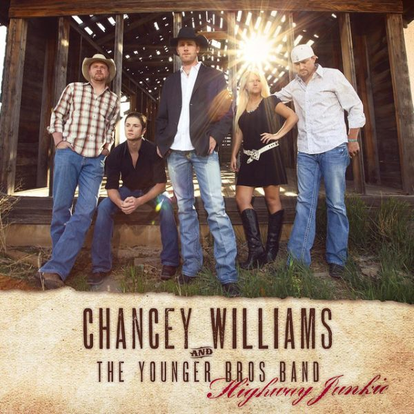 She Loves Me Anyway – Chancey Williams