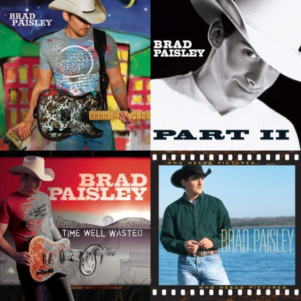 My Next Broken Heart – Brad Paisley