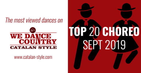 Top 20 Choreo Views – September 2019