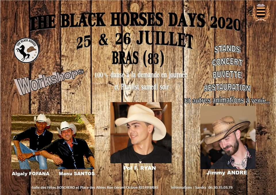 The Black Horses Days 2020