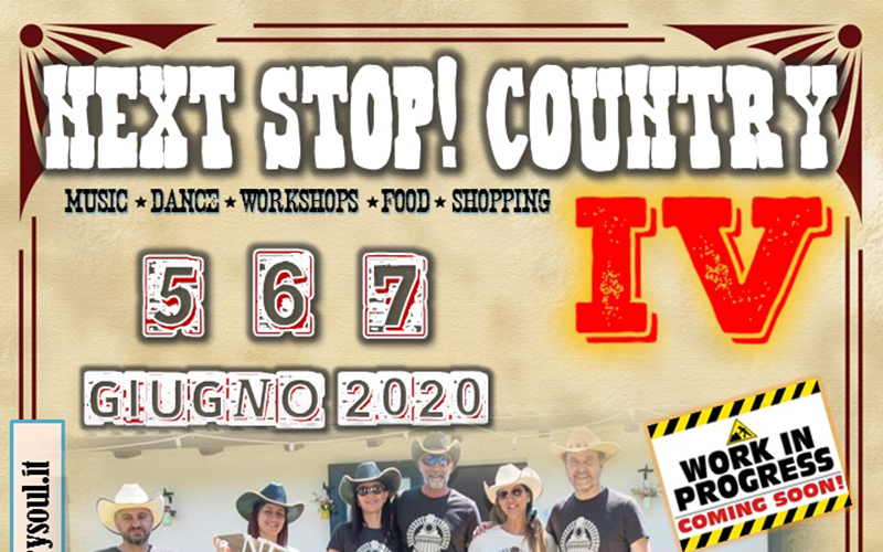 Next Stop! Country 2020