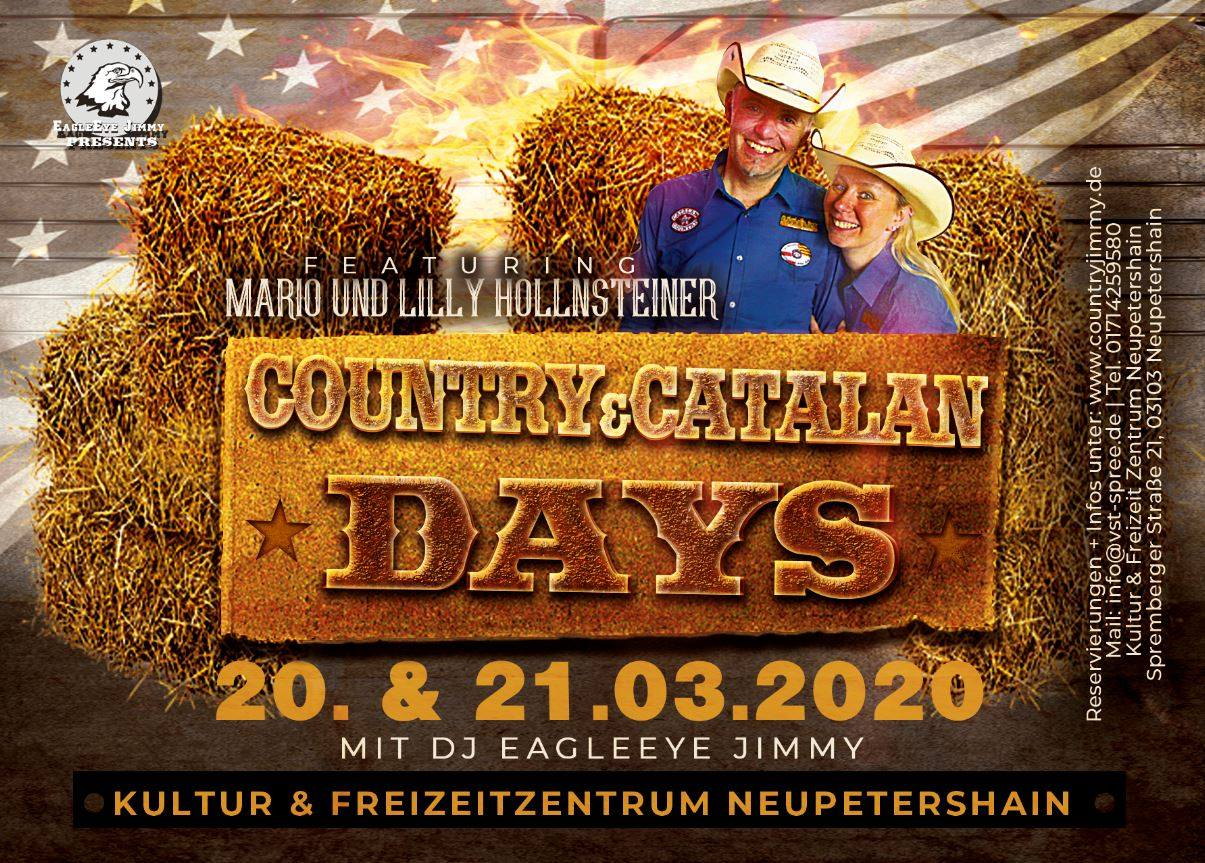 Country & Catalan Days