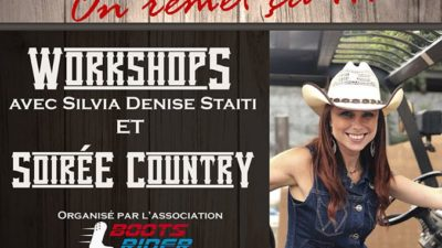 Journée Country – Workshops Silvia Denise